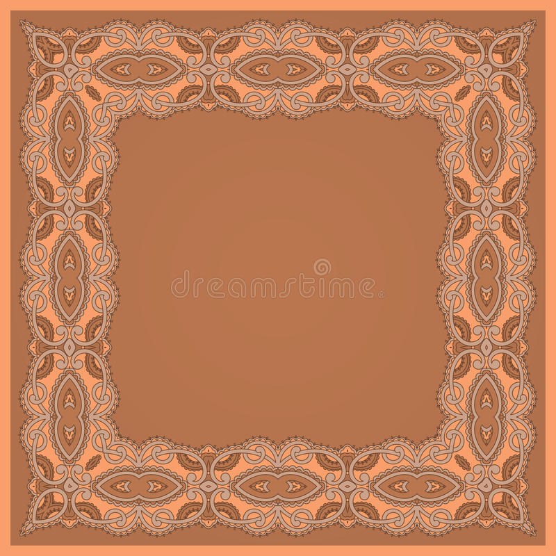 Download Vector Ornamental Background. Stock Vector - Illustration: 27949957