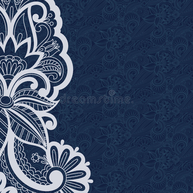 Download Vector Ornamental Background. Royalty Free Stock Photography - Image: 28060317