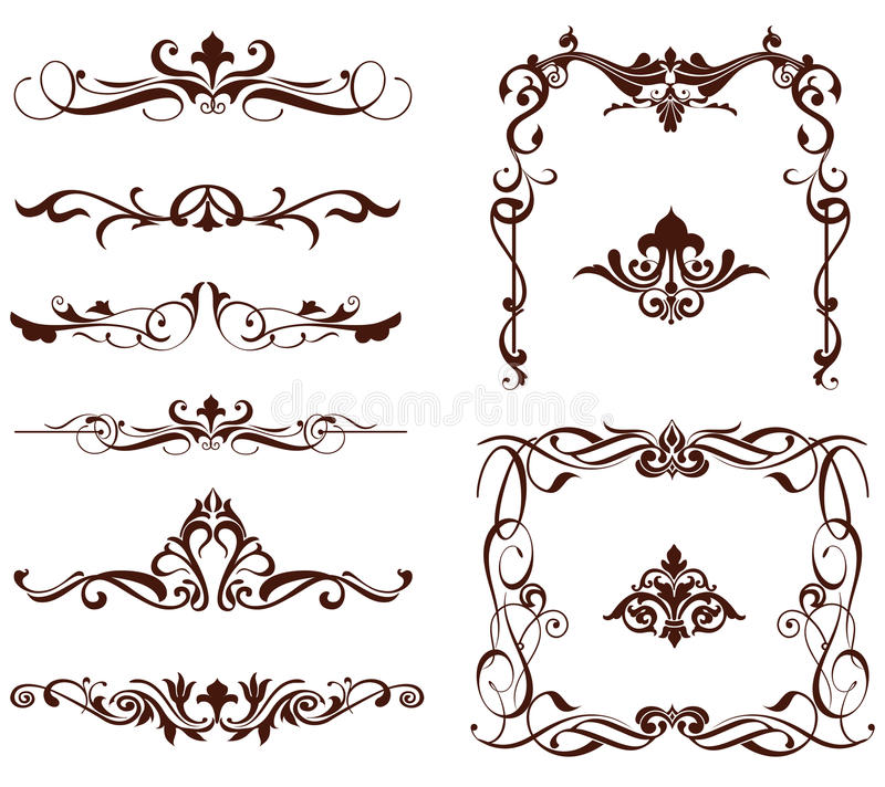 Vector ornamental borders stock vector illustration of clipart download vector ornamental borders stock vector illustration of clipart 57306553 colourmoves
