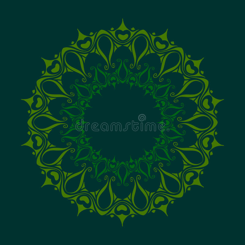 Download Vector Ornamental Design stock vector. Illustration of dark - 21434588