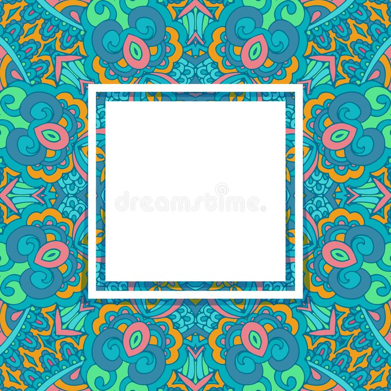 Free Vector Packaging Design Template Seamless Patterns And Frames With Copy Space For Text Stock Images - 164659384