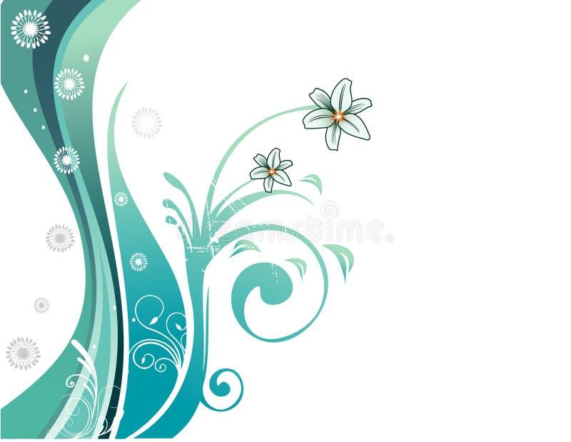 Vector partijillustratie royalty-vrije illustratie