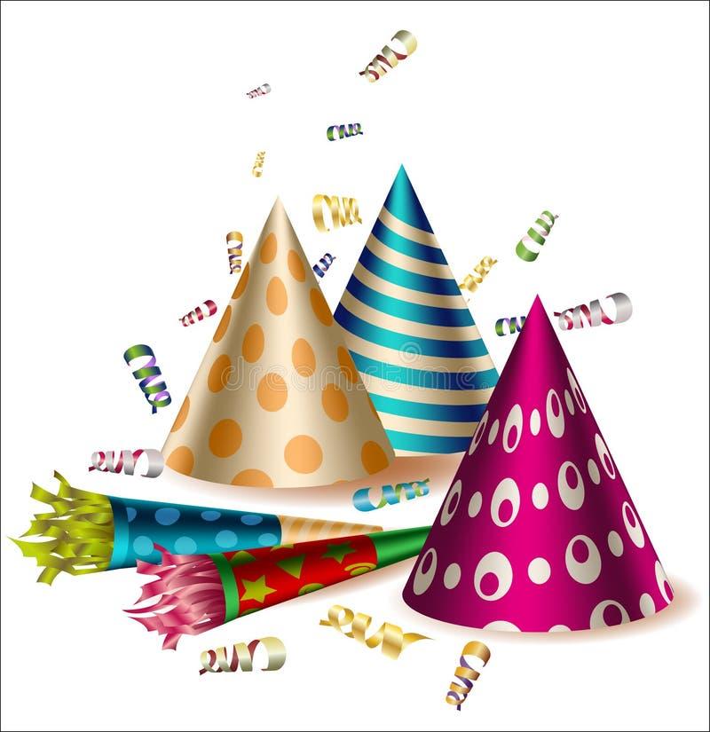 Free Vector Party Items Stock Photos - 6611833