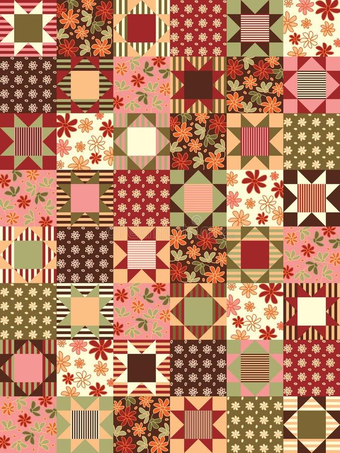 Vector patchwork stock photos