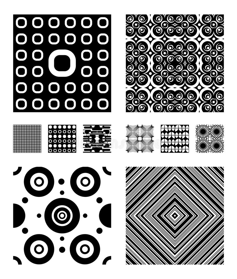 Download Vector Patterns stock vector. Image of design, geometric - 6039222
