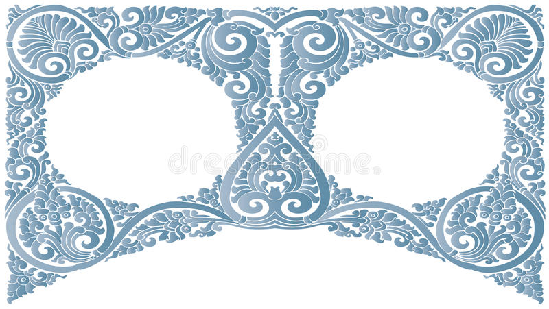 Vector patterns royalty free illustration