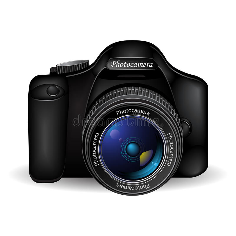 Download Vector Photo Camera Stock Photos - Image: 16372473