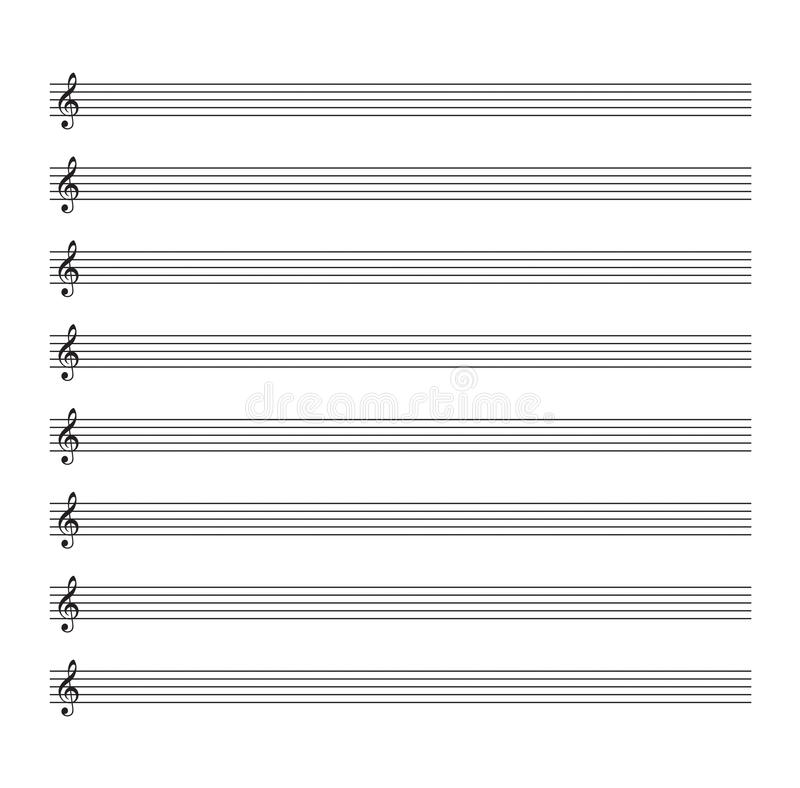 Blank Piano Sheet Music For All My Fellow Piano Lovers: Seatle.davidjoel.co