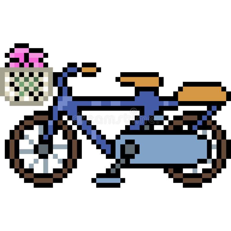 Pixel Art Bicycle Stock Illustrations 41 Pixel Art Bicycle