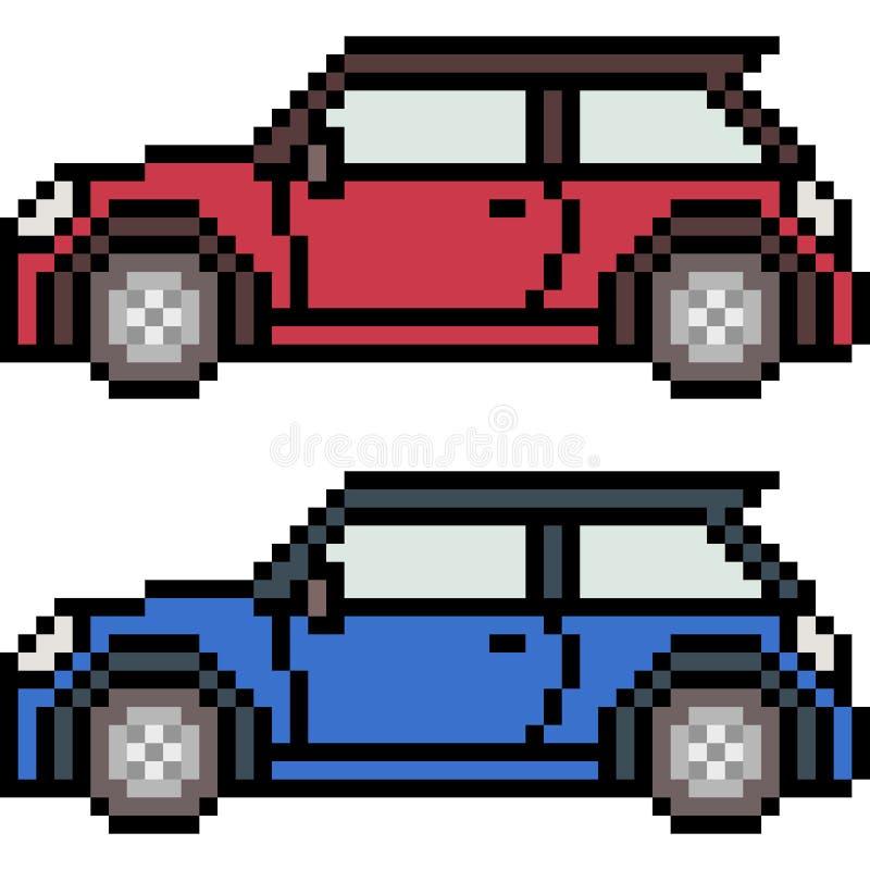 Pixel Art Car Stock Illustrations 472 Pixel Art Car Stock