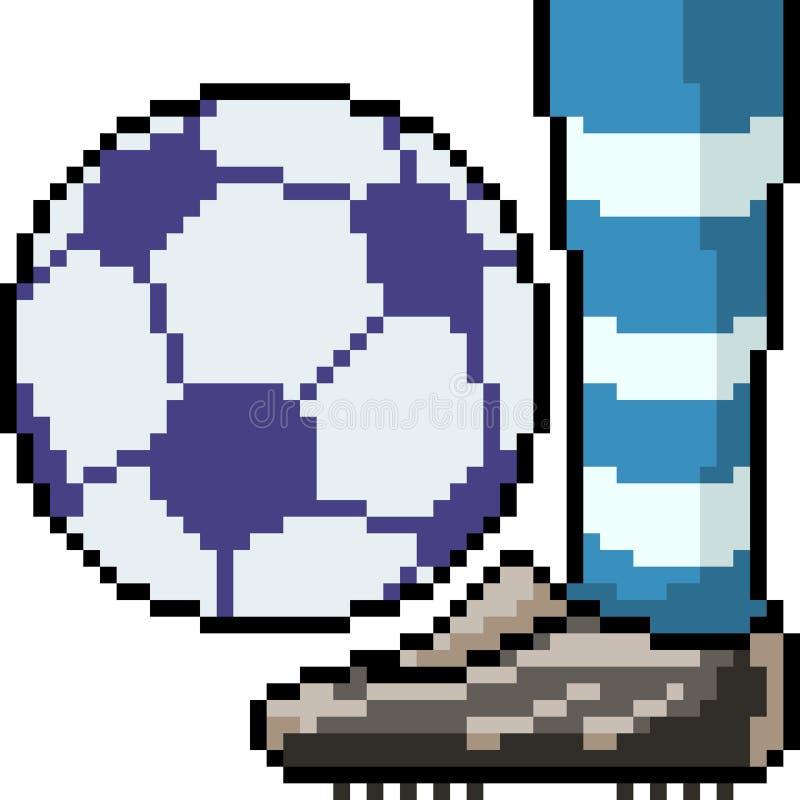 Pixel Art Football Stock Illustrations 172 Pixel Art