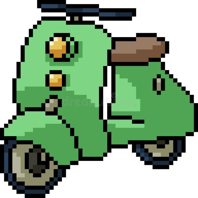 Pixel Art Icon Motorcycle Stock Illustrations 41 Pixel Art