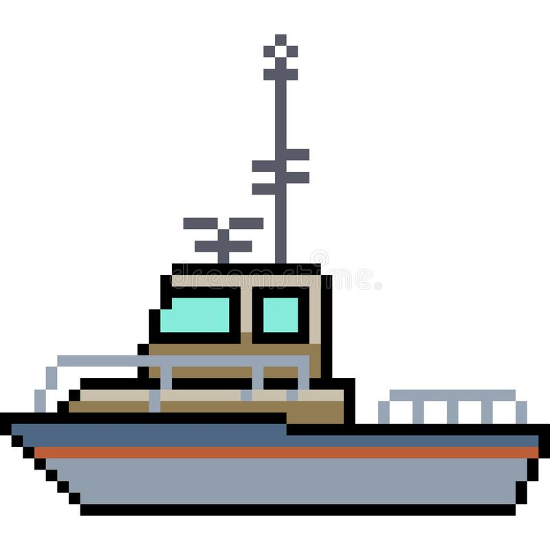 27+ Pirate Ship Pixel Art  PNG