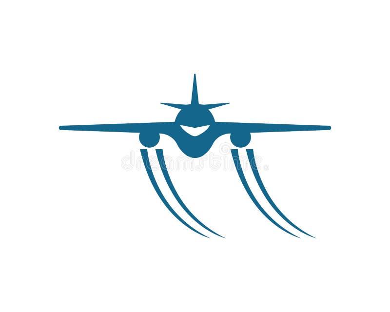 Vector plano del logotipo stock de ilustración