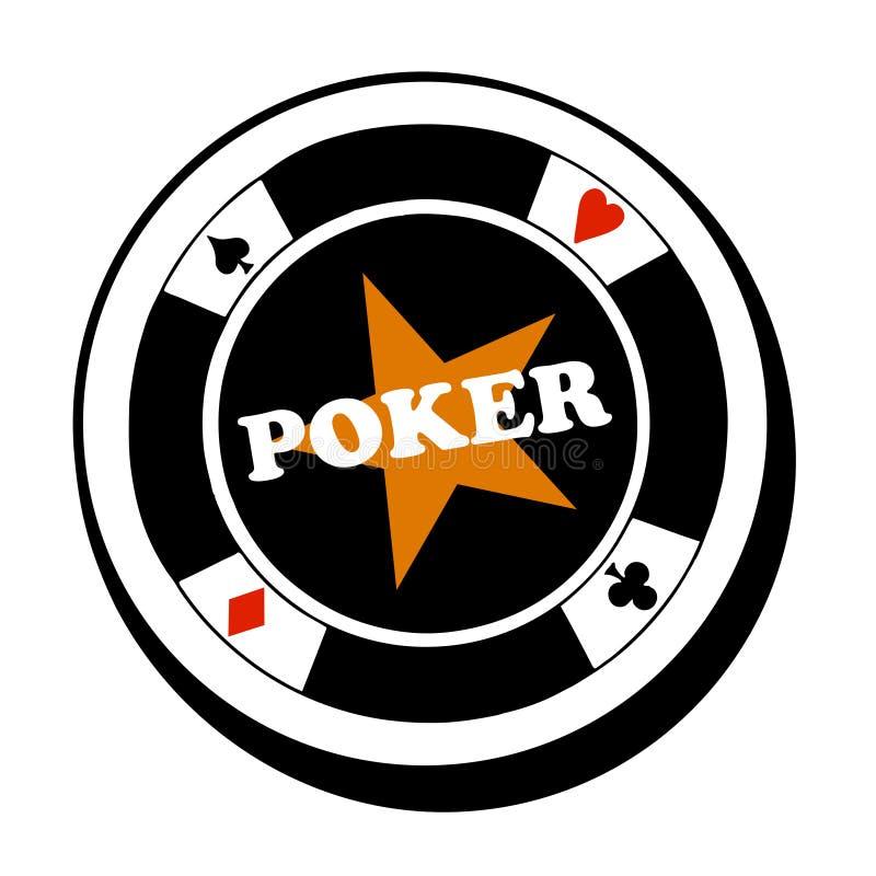 Free Vector Poker Fish Logo Royalty Free Stock Photo - 7241025