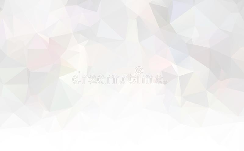 Vector Polygon Abstract modern Polygonal Geometric Triangle Background. Colorful color