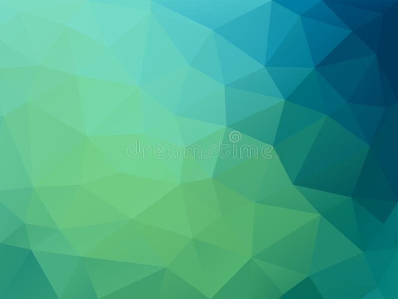Vector Polygon Background - Low Poly Background stock photography
