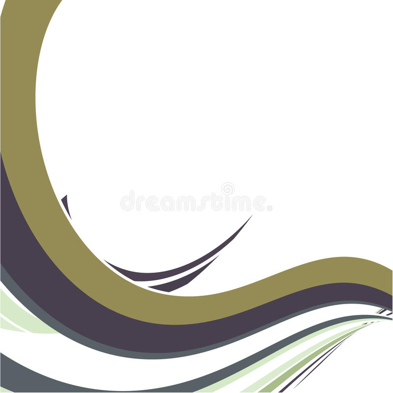 Vector popular elements. Abstract illustration stock illustration