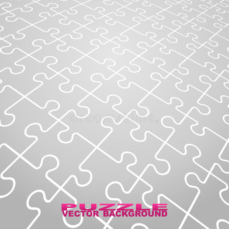 Download Vector puzzle backgrounds stock vector. Image of connection - 19198579