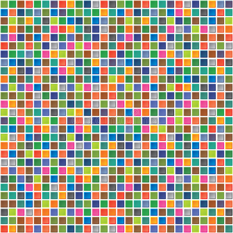 Download Vector Rainbow Abstract Seamless Pattern Stock Vector - Illustration of industry, black: 22999028