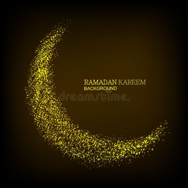 Vector ramadan kareemachtergrond