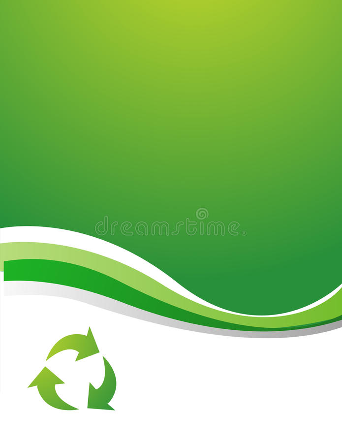 Free Vector Recycle Sign Stock Image - 10553081