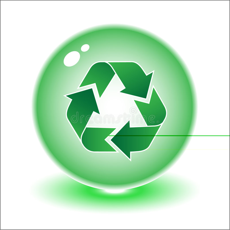 Download Vector Recycle Symbol Royalty Free Stock Photo - Image: 5530055