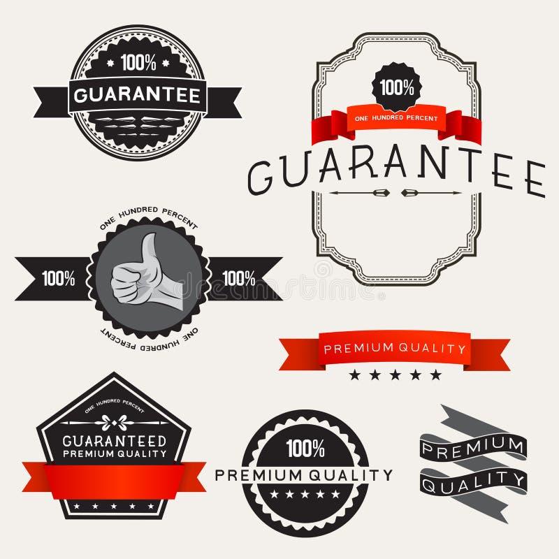 Free Vector Retro Label Designs Stock Photo - 24317960