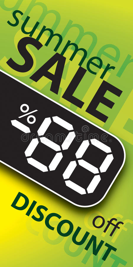 Download Vector Sale Poster Royalty Free Stock Photo - Image: 19516925
