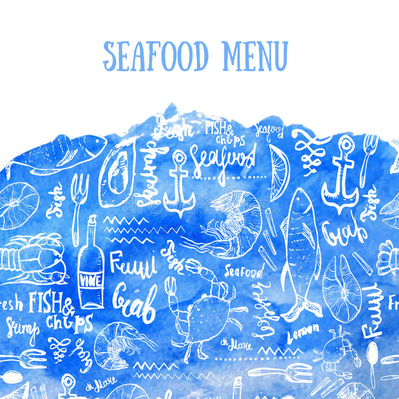 Blue Fish Cafe Menu