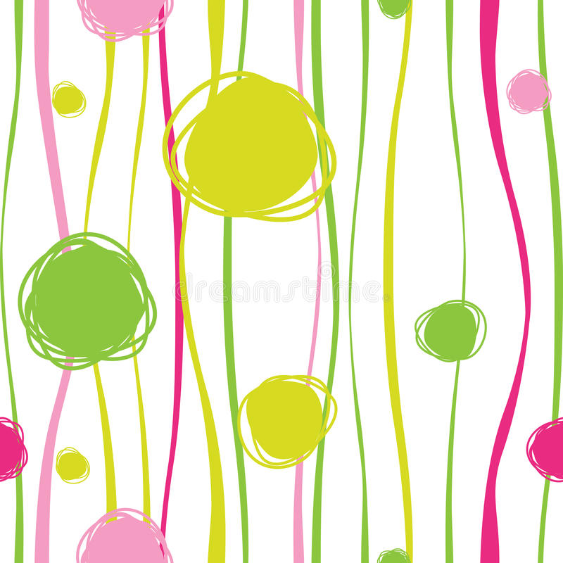 Download Vector Seamless Abstract Pattern Stock Vector - Image: 26612899