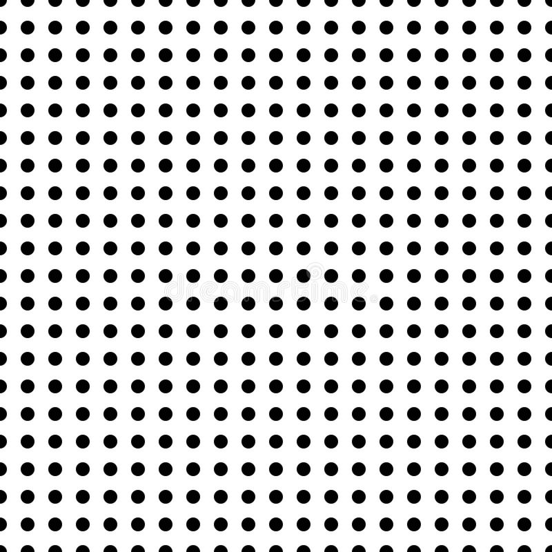 Vector seamless abstract pattern black and white. abstract background wallpaper. vector illustration. stock illustration