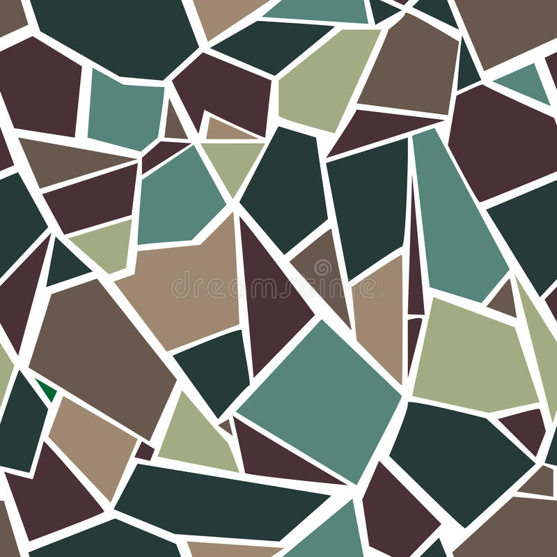 Vector seamless background. stock photography