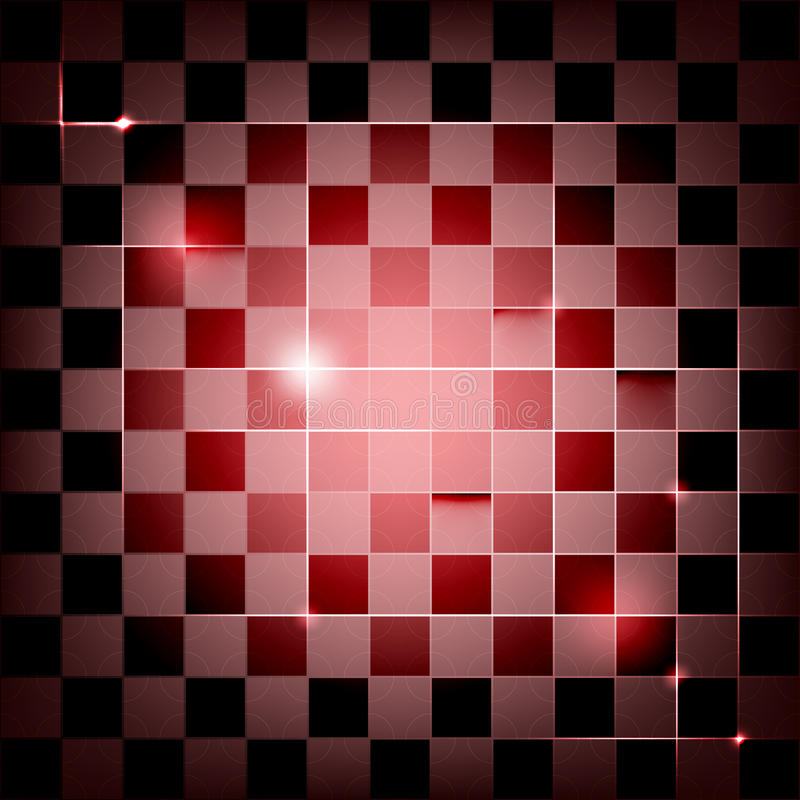 Vector Seamless Geometric Background Royalty Free Stock Photos
