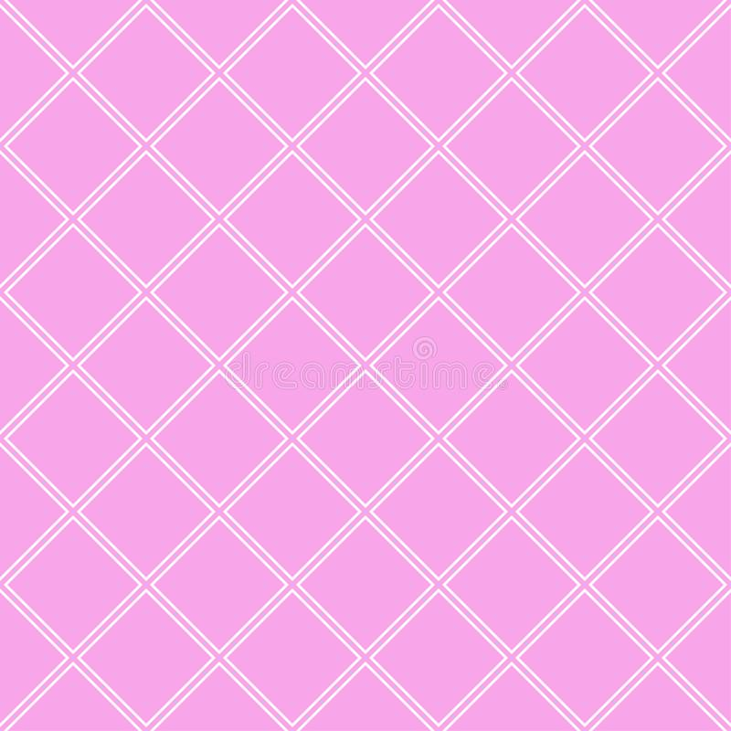 Vector seamless geometric pattern vector illustration