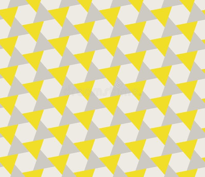 geometric yellow background illustration - photo #16