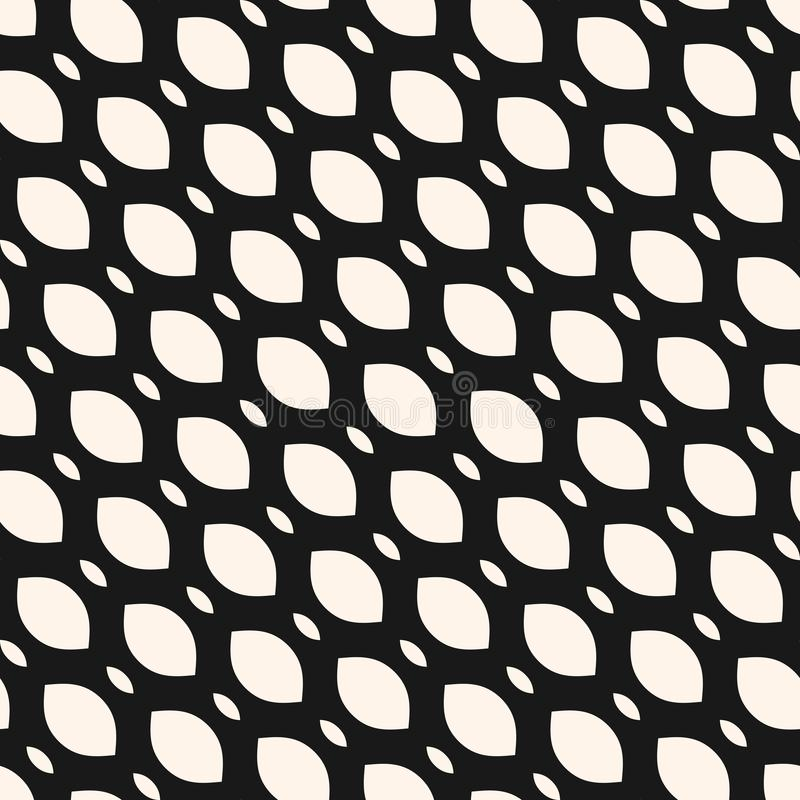 Vector seamless pattern, diagonal mesh texture, lattice, tissue. Vector seamless pattern, diagonal mesh texture, illustration of smooth lattice, tissue royalty free illustration