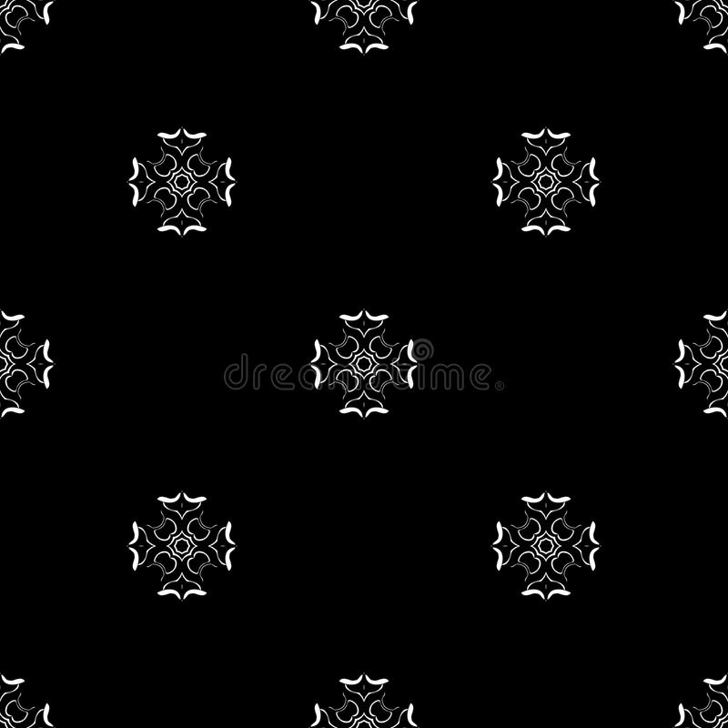 Vector seamless pattern. Repeating geometric. black and white stock photos