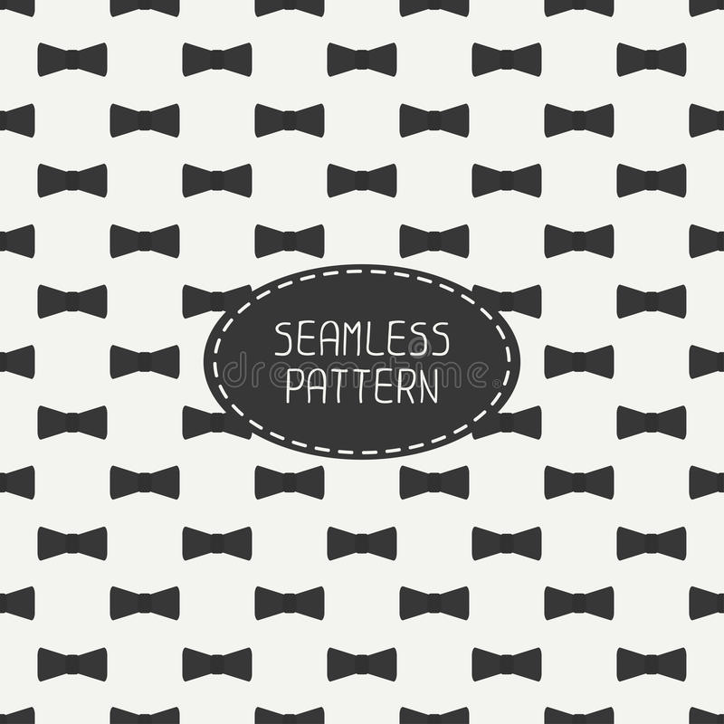 Vector seamless retro pattern, with vintage royalty free illustration
