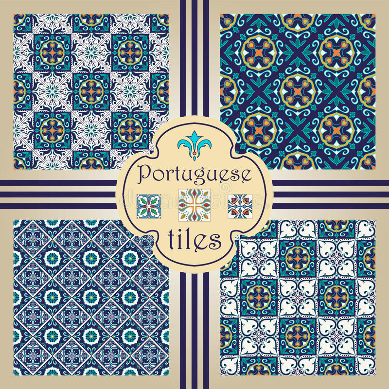 Vector seamless texture collection. Set of beautiful colored patterns for design and fashion with decorative elements vector illustration