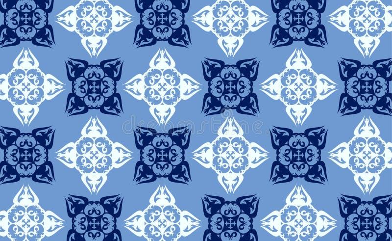Vector seamless wallpaper 7 vector illustration