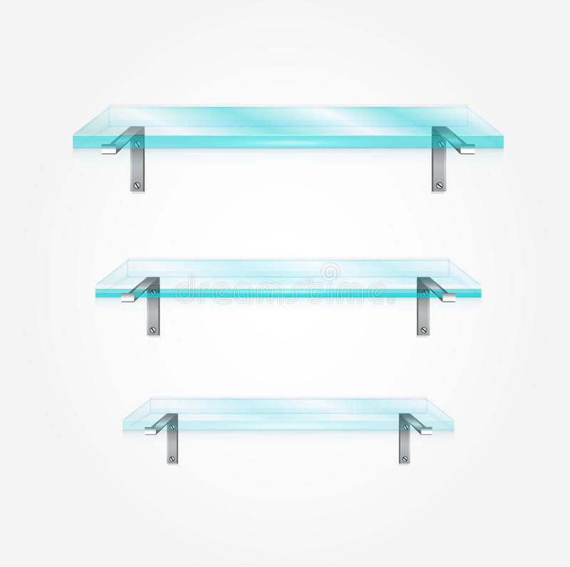 Download Vector shelves stock illustration. Image of expo, interior - 25560553