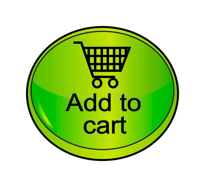 Download Vector Shopping Icon - Cart Stock Vector - Illustration: 13365168