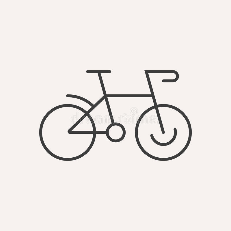 Vector Simple Logo Template Cycling Stock Illustration ...