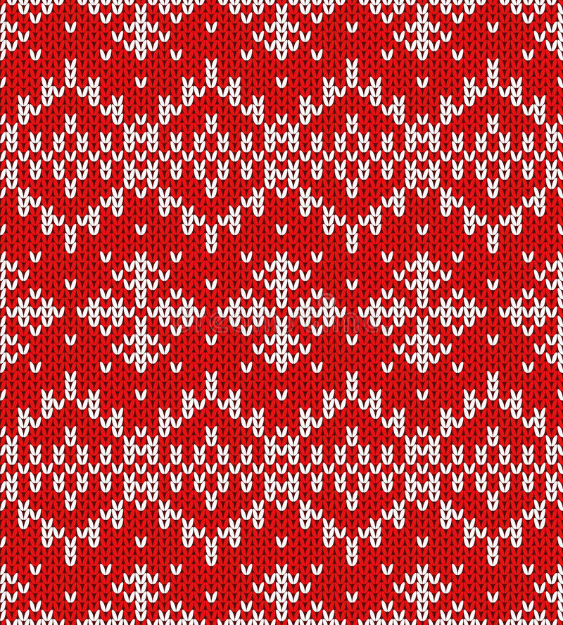 Vector Snowflakes Christmas Pattern Stock Vector - Illustration of ...
