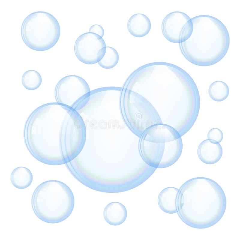 vector soap bubbles stock vector illustration of bubble 27670699 rh dreamstime com vector bubbles free download vector bubbles background