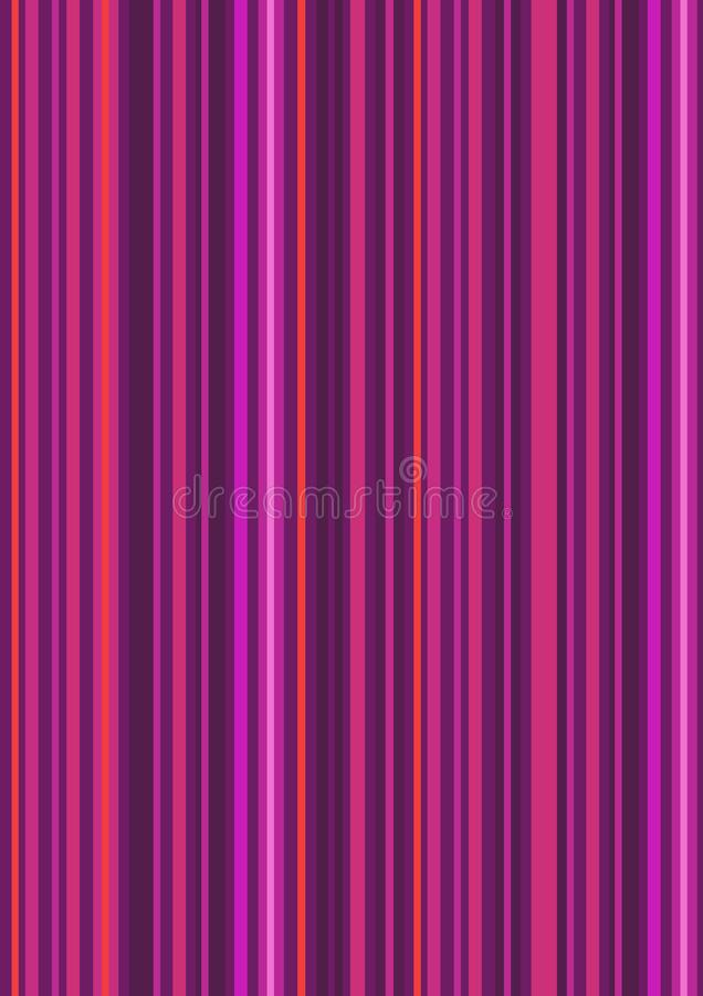 Vector stripped wallpaper royalty free stock image