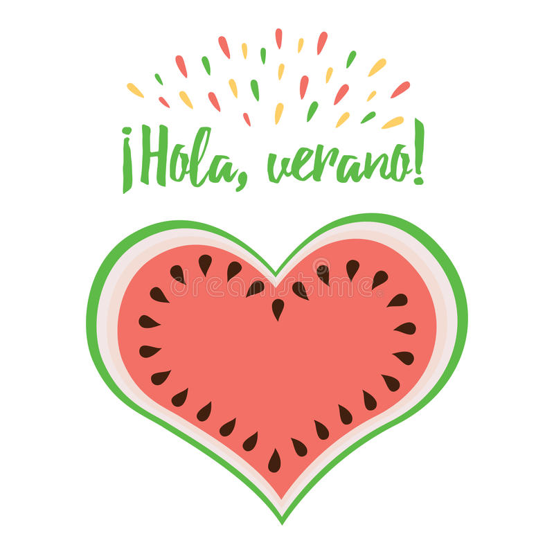 how to say watermelon in spanish