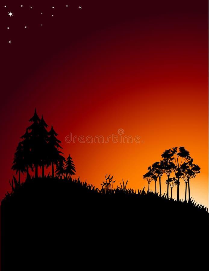 Vector_sunset op de bovenkant van mont.jpg