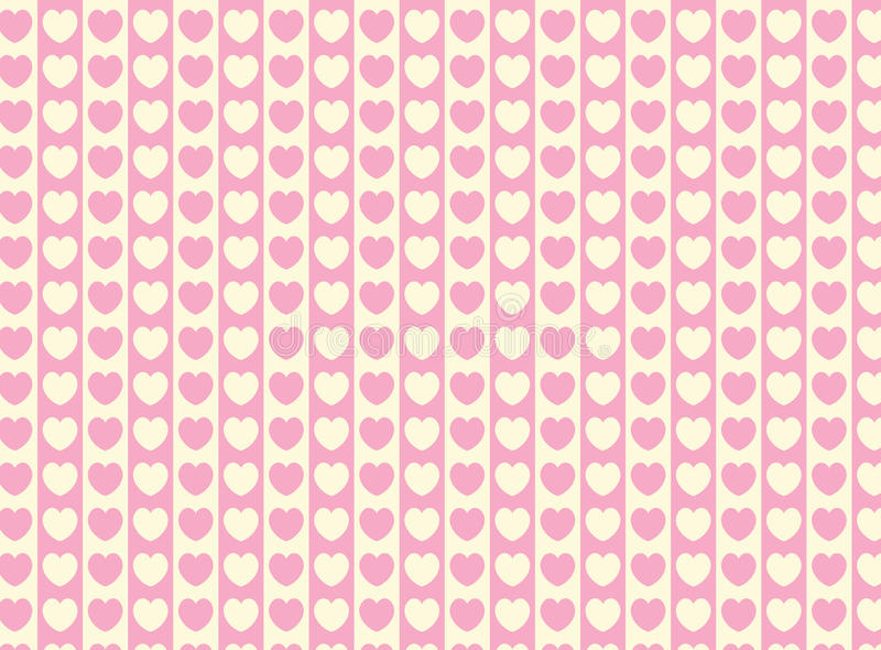 Download Vector Swatch Heart Striped Fabric Background Stock Vector - Image: 12799230